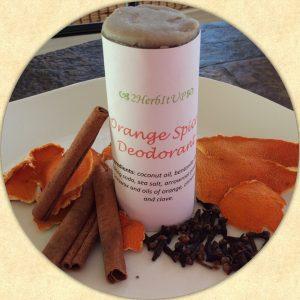 Orange Spice Deodorant