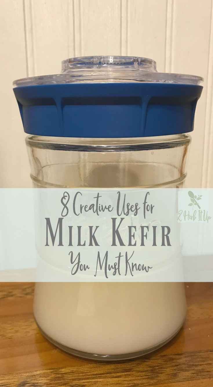 Creative Uses for Milk Kefir You Must Know