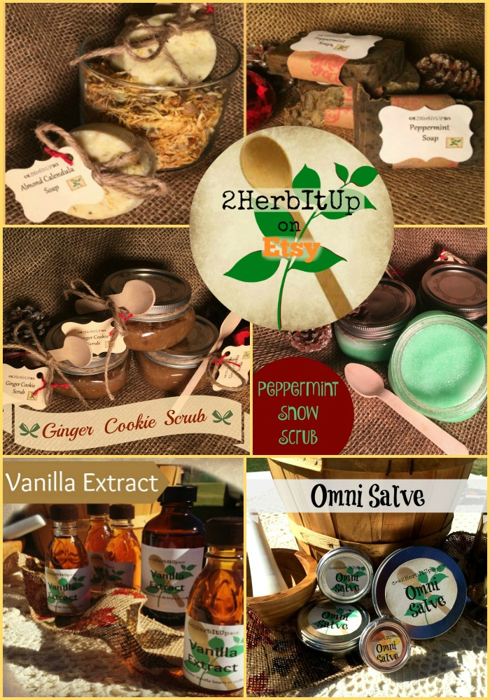 These natural and herbal products make great Christmas gift ideas. These products with essential oils make great gifts that pamper you.