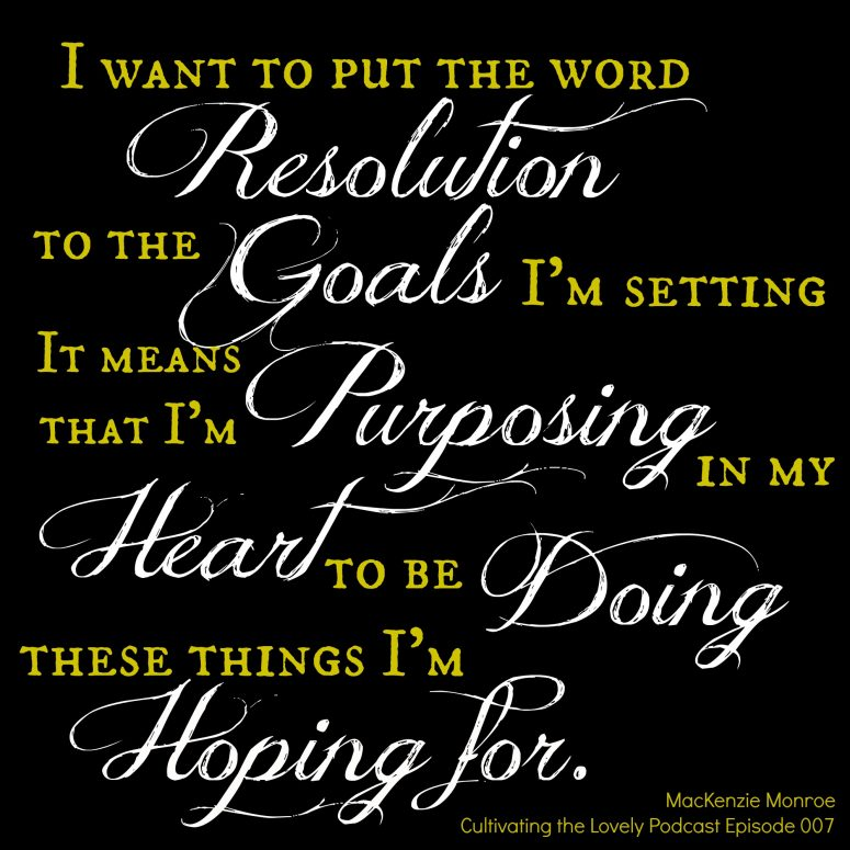 A New You in the New Year-Making and Keeping Resolutions