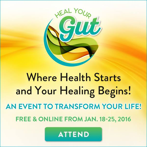 Heal Your Gut-A FREE Summit