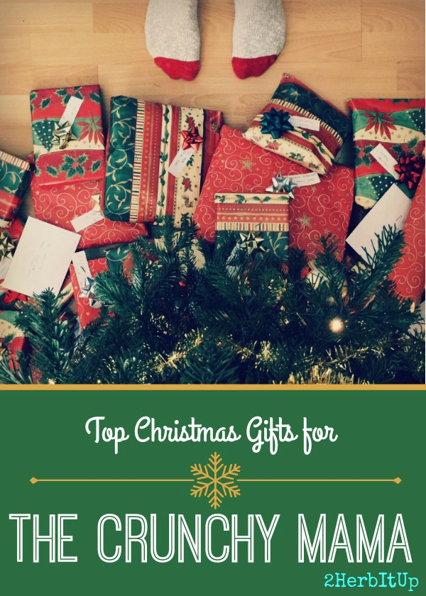 The Top Five Items on the Natural Girl's Christmas Wish List