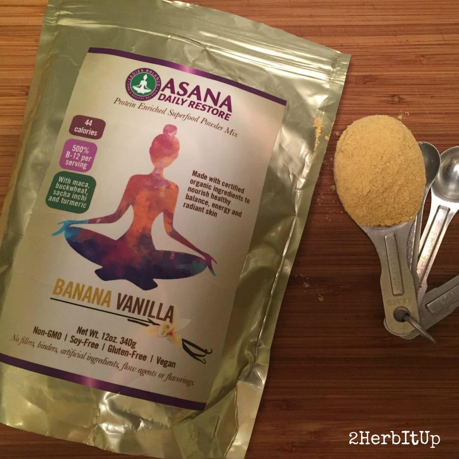 Ladies Balance ASANA Daily Restore