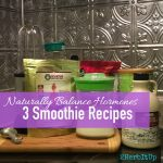 Three amazing recipes using the ASANA Daily Restore to naturally balance hormones.
