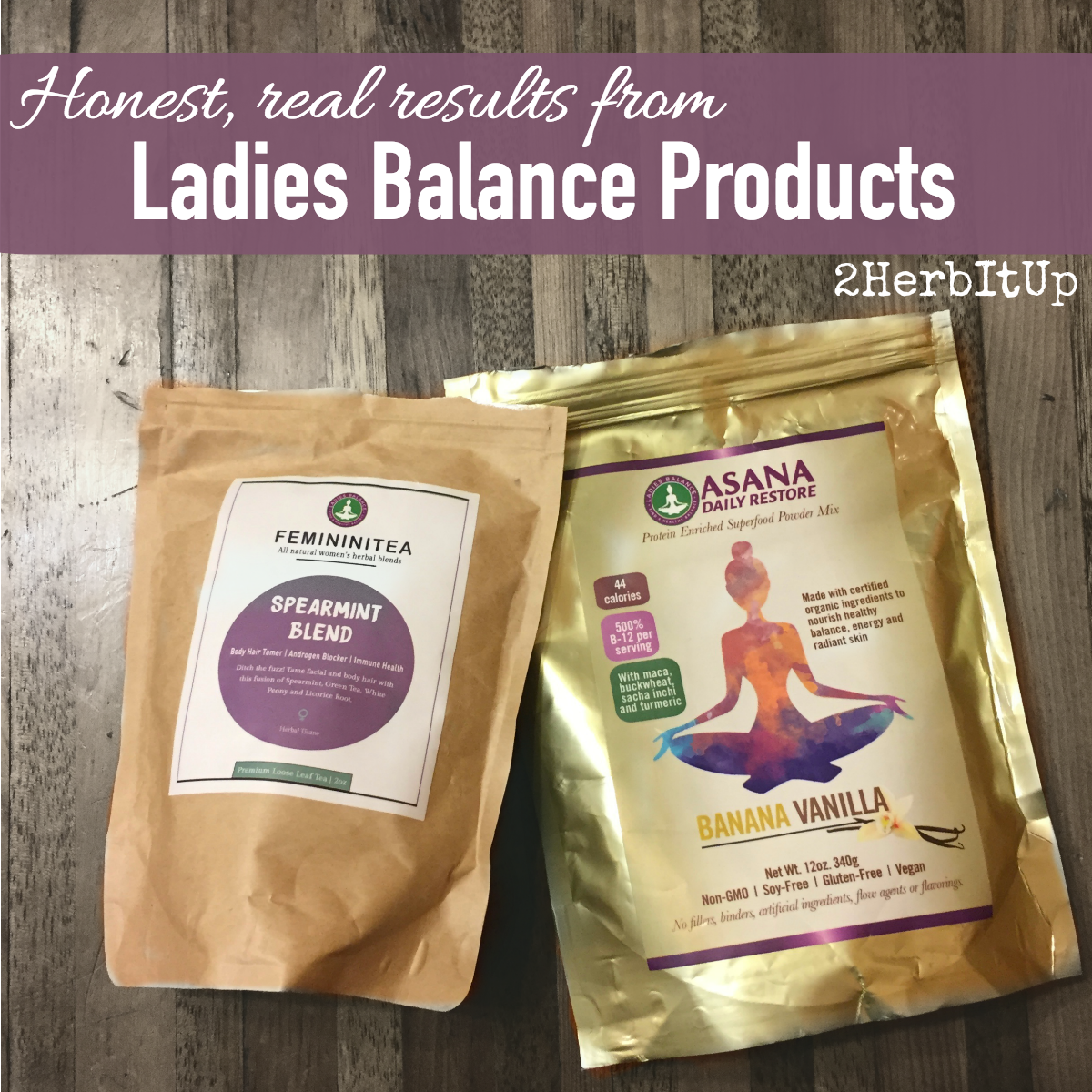 Ladies Balance products balance hormones naturally and effectively. Feel better with Ladies Balance.