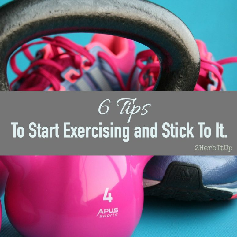 Six Tips To Stay Healthy Through Exercise