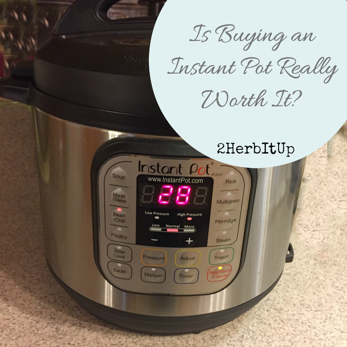 Ten reasons you should not buy an Instant Pot. Read here to see if buying an Instant Pot is worth the investment.