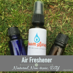 Essential Sprays can be used as natural, non-toxic air fresheners.