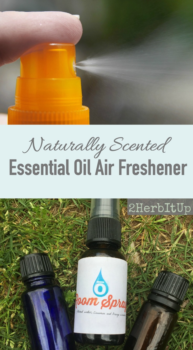 Essential oil sprays make the best non-toxic, natural air fresheners. These natural air fresheners have so many benefits besides fresh air.