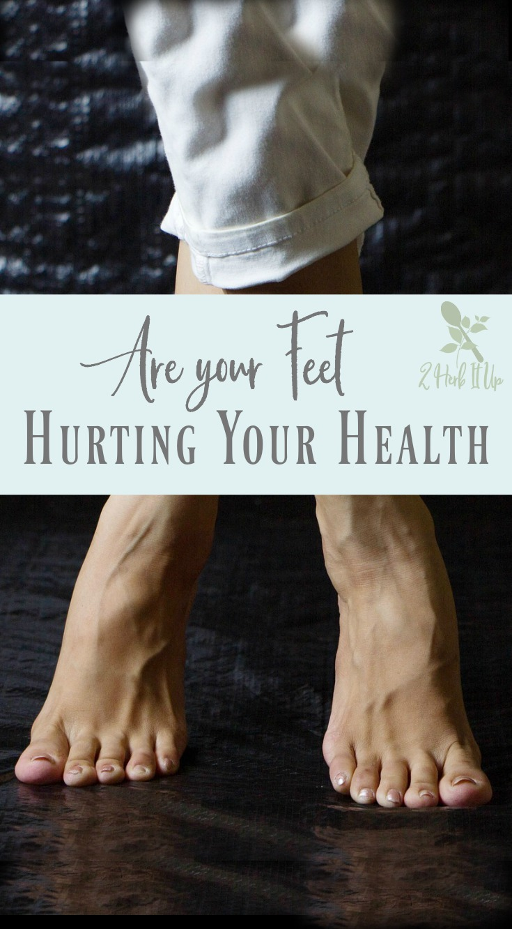 A Minimalist Approach to Foot Health