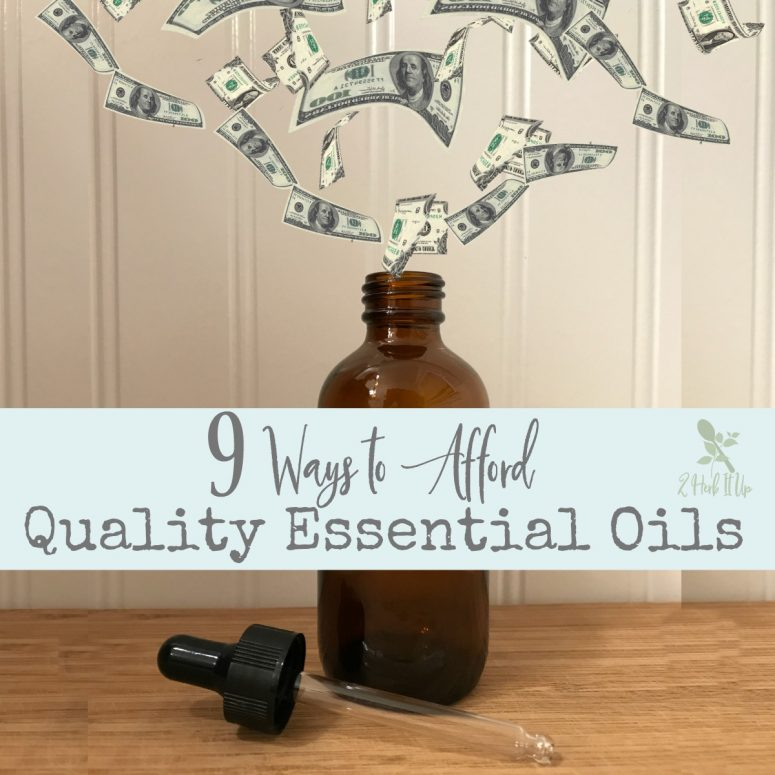 How to Afford Quality Essential Oils Using Nine Easy Tricks