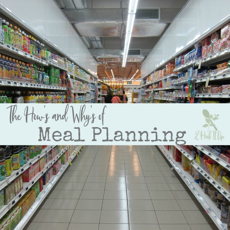 How You Should Meal Plan and Why You Should Do It
