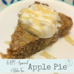 This GAPS approved apple pie is as delicious and simple to make as it is healthy.