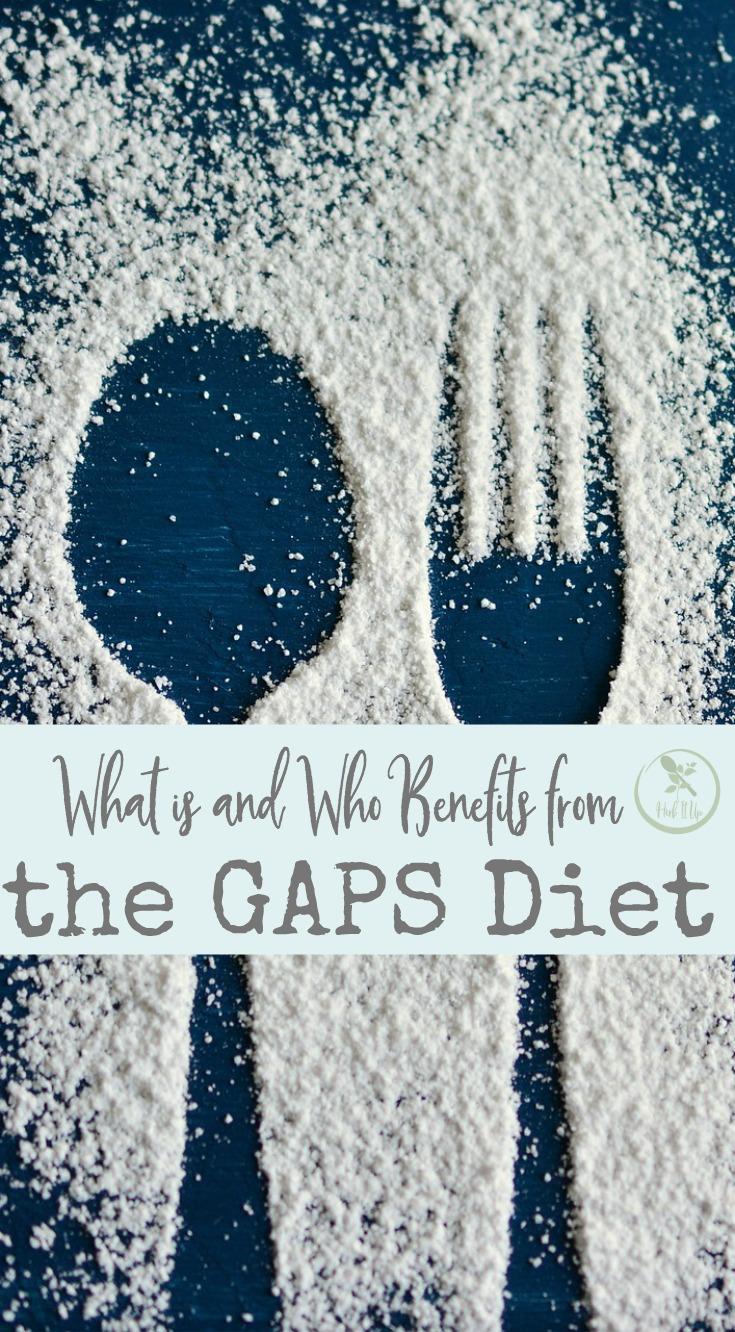 What is the GAPS diet? What does GAPS even mean?